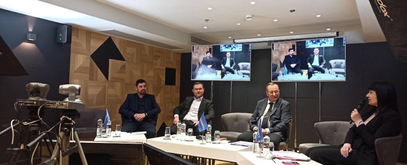 EDIN вместе с ТАСКОМБАНК рассказал о е-факторинге на Конференции Go Digital